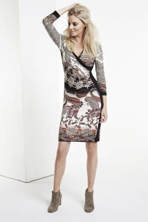Jetting dress