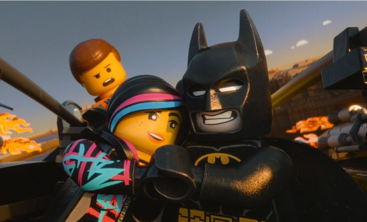 The Lego Movie Quotes - 'Everything is Awesome!'