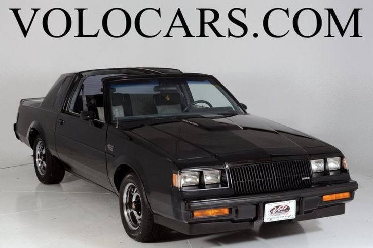 1987 Buick Grand National for sale - Volo, IL | OldCarOnline.com Classifieds