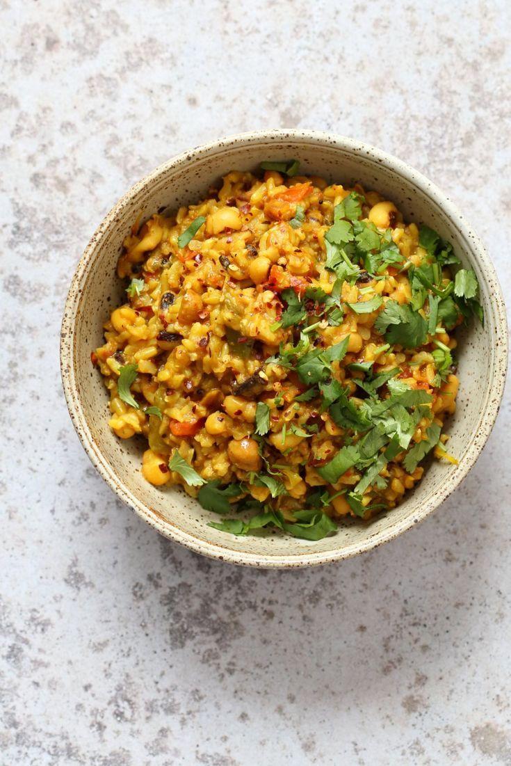 Instant Pot Black Eyed Peas Rice Pulao Lobia Pulao Vegan Richa Recipe Vegan Richa Instant Pot Recipes Recipes