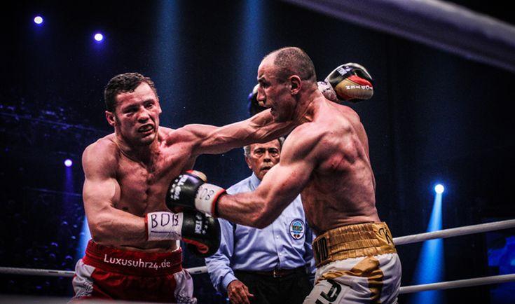 Es ist bereits jetzt ein Klassiker im modernen Boxsport: Arthur Abraham vs. Robert Stieglitz!