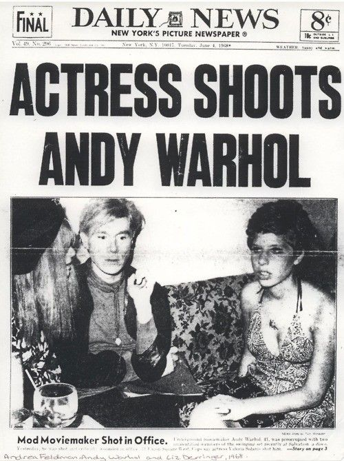 "Andy warhol's factory | In "" have you met "" "" Photo Du Jour "" on January 23, 2013 at 6:45 pm"