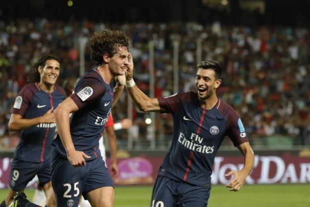 Javier Pastore s'est réjoui du premier titre de la saison, le Trophée des champions, remporté samedi par le PSG face à Monaco (2-1)..