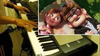 up cover piano - YouTube