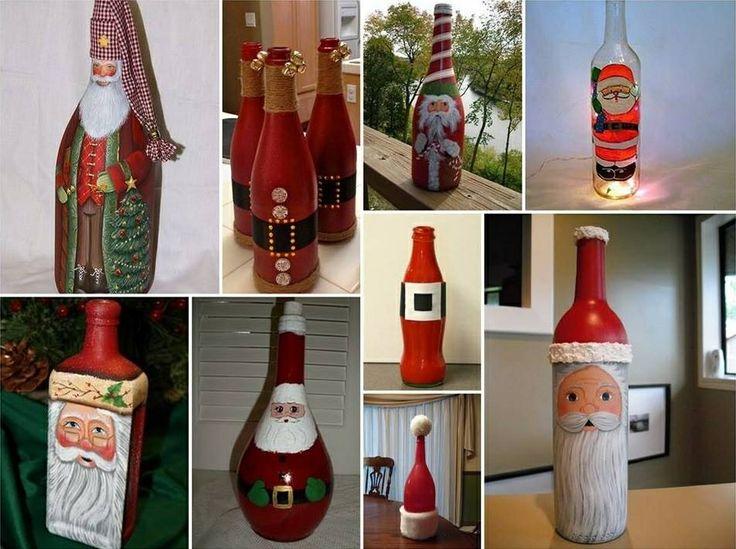 De Reciclaje Botellas Manualidades De