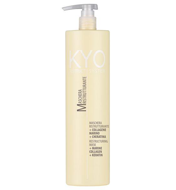 KYO Restruct System Μάσκα 500ml  http://hairbeautycorner.gr/κατάστημα/kyo-restruct-system-μάσκα-500ml/