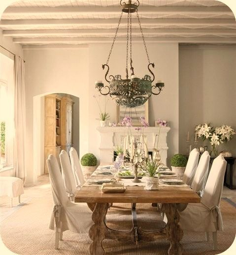 171 best Dining Room Ideas images on Pinterest | Dining rooms ...