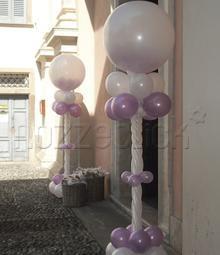 Descrizione Le Feste di Mirtillo #matrimonio #decorazioni