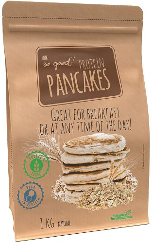 So Good Protein Pancakes 1000g di Fitness Authority - Aelastore.com