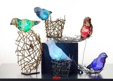 Alessi - I love Animals - 3 modellen en 7 kleurstanden. Verkrijgbaar bij wwww.zinaantafel.nl