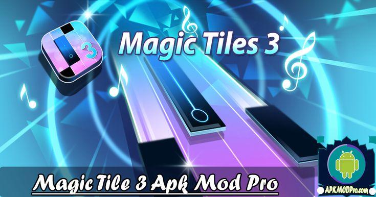 Magic Tiles 3 Mod Apk V7 011 004 Unlimited Money Lives New 2020