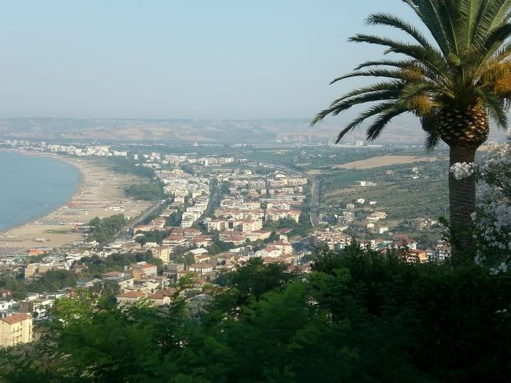 Vasto, Italy - where my Grandfather was born and raised.