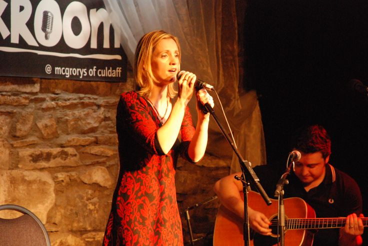 Cara Dillon performs in The Backroom at Mc Grory's of Culdaff