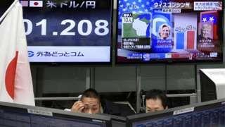 Nikkei floor