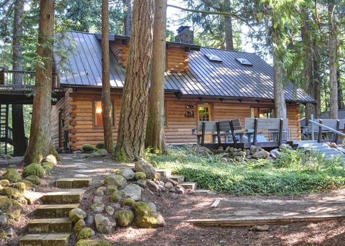 39 Best Images About Oregon Log Cabins On Pinterest