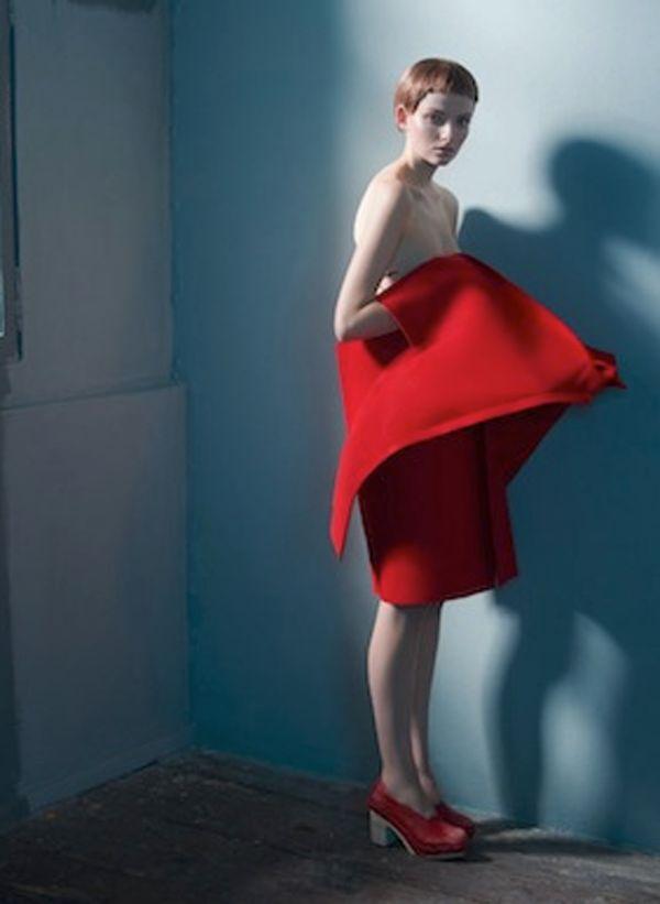 Sophie Delaporte for Comme Des Garçons' Idomenee Book | Trendland: Fashion Blog & Trend Magazine