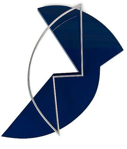 Kari Huhtamo: Metallireliefi, metalli, kork. 140 cm - Bukowskis F160
