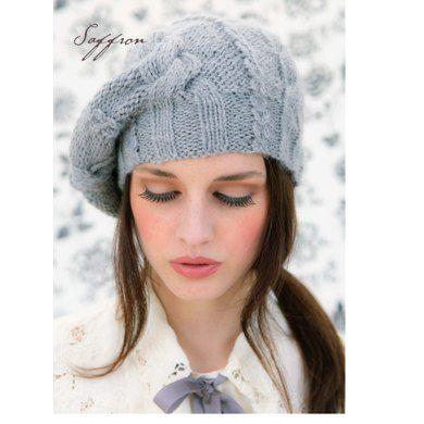 Mejores 26 imágenes de gorros en Pinterest   Sombreros de punto ...