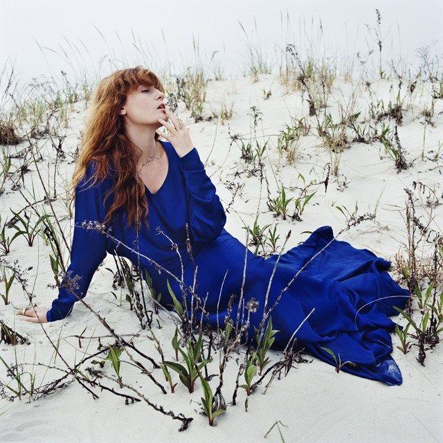 CLM - Photography - Anton Corbijn - Florence Welch