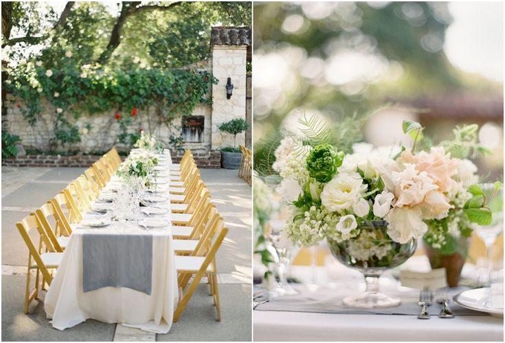 Holman Ranch Wedding, Coastside Couture w/ Flowerwild, image by Jose Villa