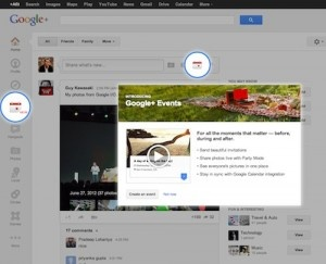 Fitur Baru Google+: Event