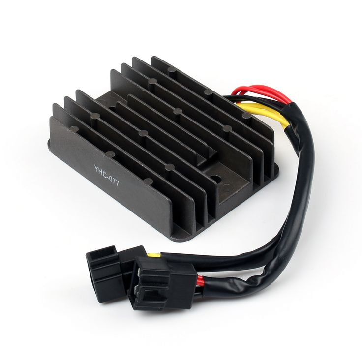 Mad Hornets - Regulator Voltage Rectifier TRIUMPH TIGER 1050 955 SPEED TRIPLE THUNDERBIRD 1600   YHC-077, $67.99 (http://www.madhornets.com/regulator-voltage-rectifier-triumph-tiger-1050-955-speed-triple-thunderbird-1600-yhc-077/)