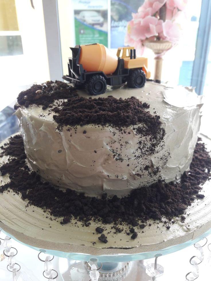 Bizcocho Construccion in 2020 Desserts, Cake, Food