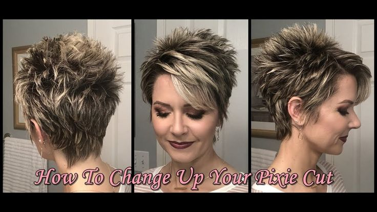 Hair Tutorial: Change Up Your Pixie with Spikes & Piecey Texture