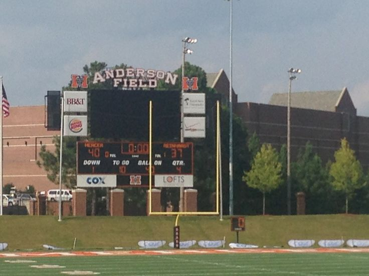 It Was One For The Ages: Mercer Football