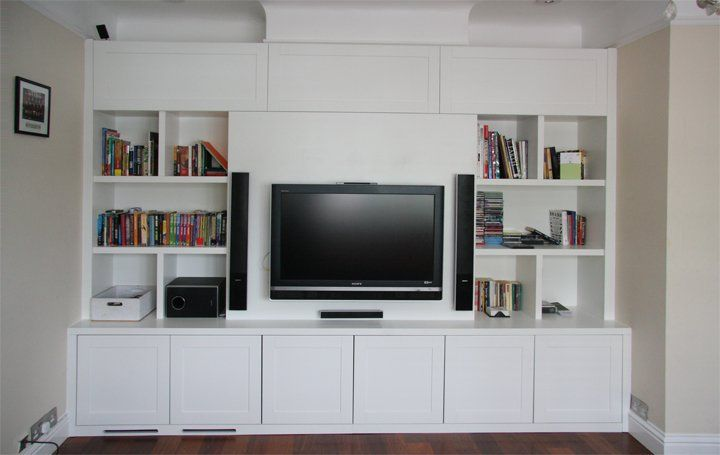 Home Cinema AV Furniture – Bespoke TV Units London | Inhouse Interiors