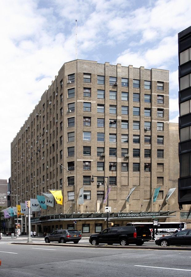 Long Island University Brooklyn School Of Pharmacy