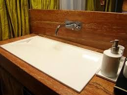 Znalezione obrazy dla zapytania umywalki wpuszczane