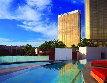 Fusing The Chic Style Of Iconic South Beach Brand With Vibrant Energy Las Vegas Strip Delano Will Come To Life At Mandalay Bay