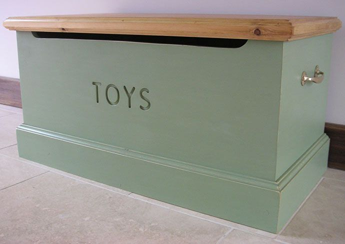 Toy Boxes | Personalised Wooden Toy Box | The Posh Box Company
