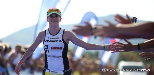 Eimear Mullan wins IRONMAN Mallorca - Ireland's 2nd ever Ironman victory