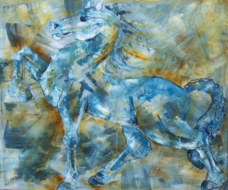 Soleil Mannion -Horses
