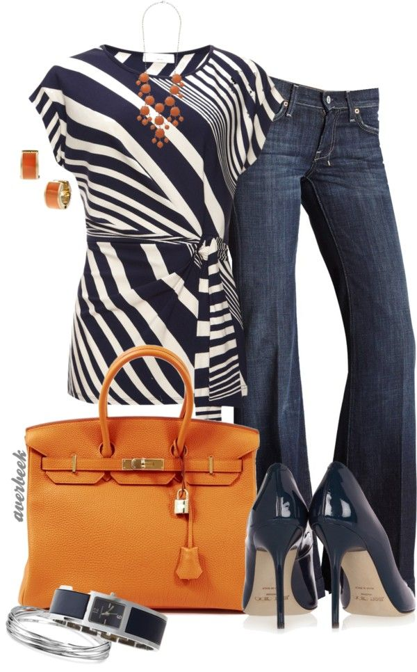 """""""Trouser Jeans"""" by averbeek on Polyvore"""