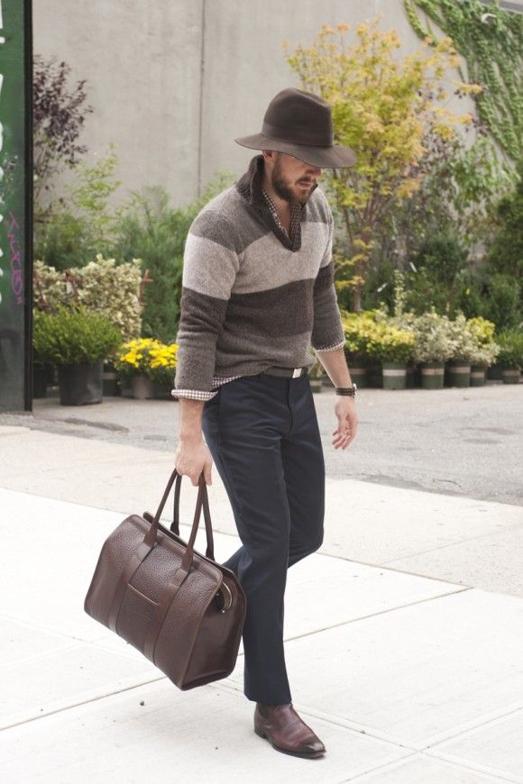 Both are business-appropriate men's shoes to wear with jeans. Chelsea boots are higher than Chukkas and Desert boots – which we'll get to in a bit. Instead of laces, Chelsea boots have elastic side panels and tabs or loops on the top of the boot shaft.