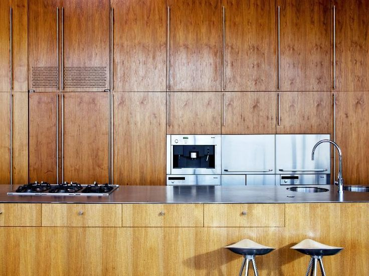 Crazy Cool Kitchen In The Award Winning Field House From Renowned Architect Wendell Burnette Appleton Wisconsinhome