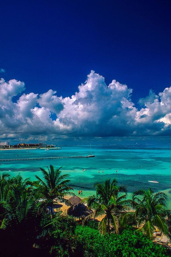 Cancun, Mexico - I want to be there!!