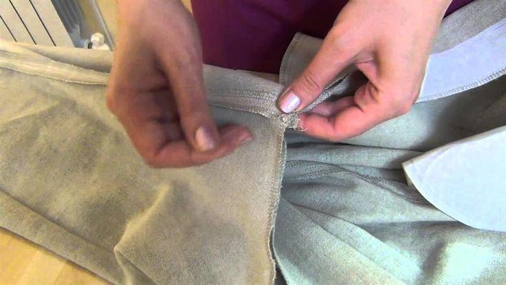 Сшить льняные мужские брюки