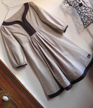 robe T japonaise