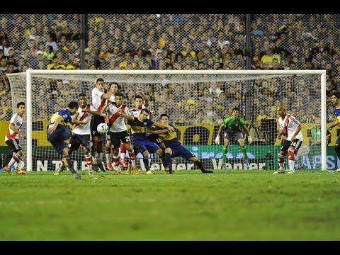 Gol de Riquelme a River - Relato de Mariano Closs