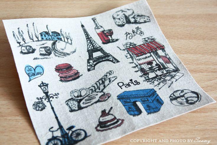 Kraft Tex leather-look wallet. Free pattern and tutorial