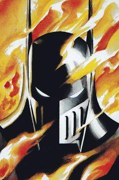 Kingdom Come Batman •Alex Ross