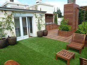 Como arranjar o espaço exterior da sua casa sem gastar muito dinheiro (De Sílvia Astride Cardoso - homify)