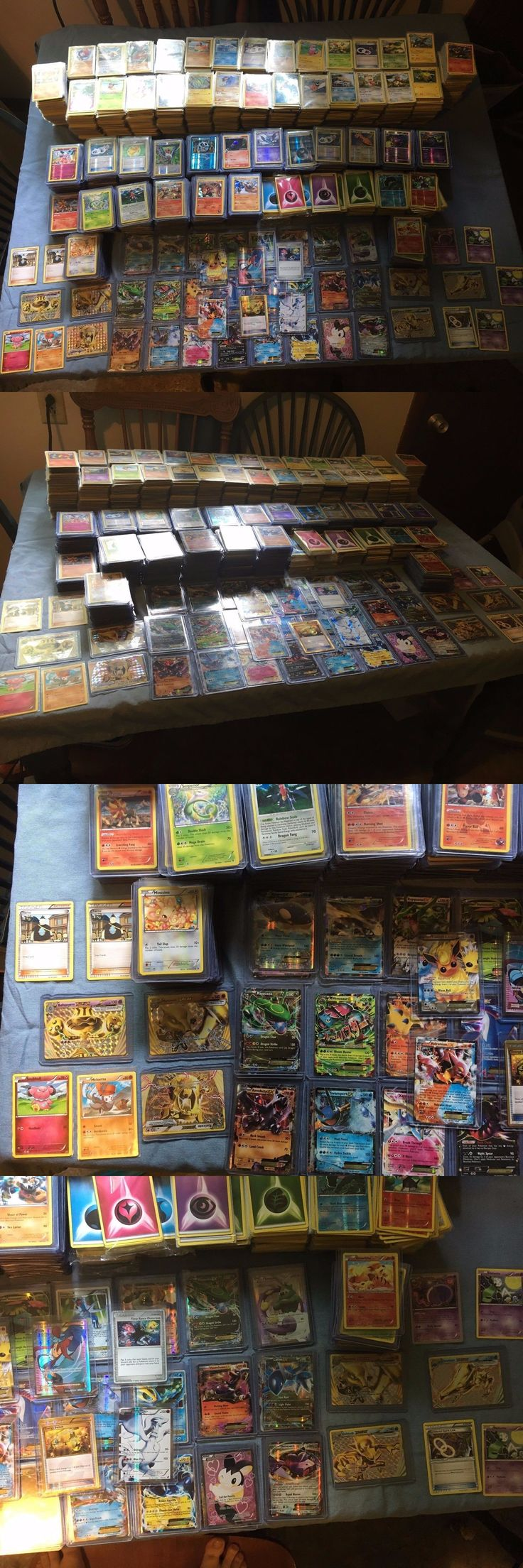 Pok mon Mixed Card Lots 104049: Huge Pokemon Card Lot (Over 9000 Cards!) -> BUY IT NOW ONLY: $1800 on eBay!