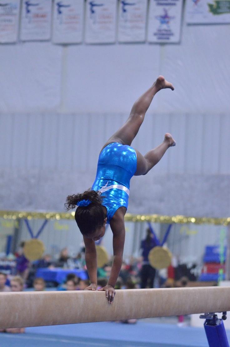 Winwin gymnastics - Dismount