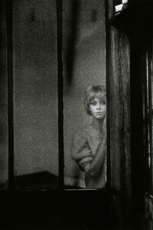 Jeanloup Sieff - Ina in Paris, 1959. S)