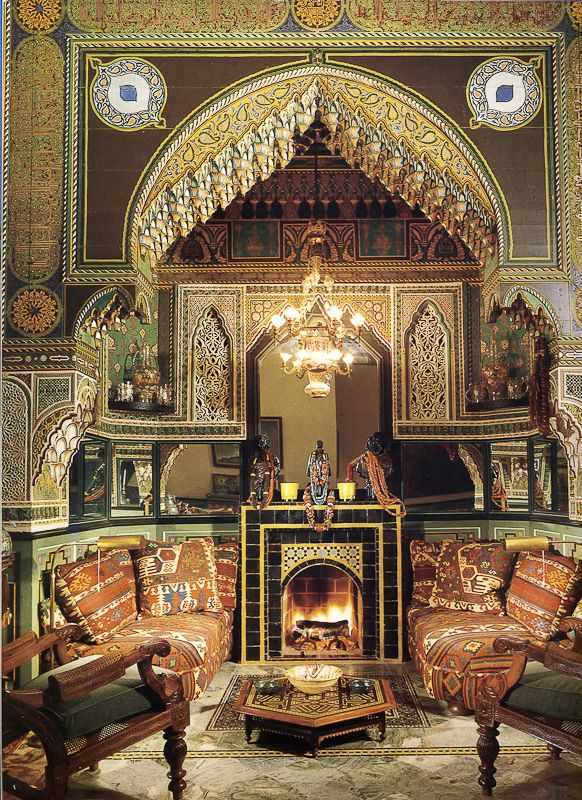 1000 images about moroccan style interiors on pinterest for Arabic interiors decoration